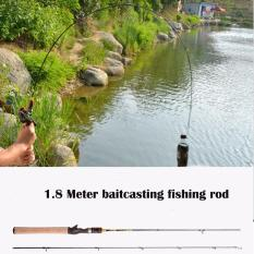 1.8m UL Power Fishing Rod 99% Carbon Fiber Casting joran pancing Fishing Rod