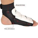 Spek 1 Pair Ankle Brace Dukungan Pad Guard Foot Sarung Tangan Perlindungan Mma Muay Thai Tinju