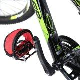 Katalog 1 Pair Fixed Gear Sepeda Anti Slip Perekat Ganda Pedal Toe Strap Tali Merah Intl Terbaru