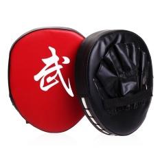 1 Pcs Focus Boxing Punch Mitt Pelatihan Target Fokus Punch Bantalan Sarung Tangan untuk MMA Karate Muay Tempur Thai Kick Sport Fitness Gym