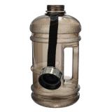 Beli 2 2 Liter Setengah Galon 1814 37 G Bpa Gratis Botol Air Besar Ruang Olahraga Pelatihan Pegangan Hitam Pakai Kartu Kredit