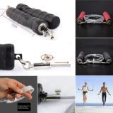 Beli 2 8 M Disesuaikan Kecepatan Lompat Steel Wire Rope Kecepatan Melewatkan Latihan Gym Hitam International Terbaru