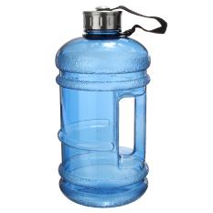 Beli 2 Buah 2 2 Liter Setengah Galon 1814 37G Bebas Bpa Botol Air Besar Gym Pelatihan Pegangan Di Tiongkok