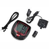 Beli 2 Tier Lcd Komputer Odometer Siklus Sepeda Speedometer Kabel Aneka Warna Kredit
