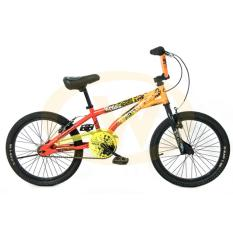 20 Bmx Fire Bird M Orange M Red Banten