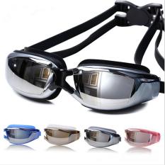 Harga 2016 Brand New Men Women Anti Fog Uv Protection Swimming Goggles Profesional Menyepuh Dgn Listrik Tahan Air Berenang Kacamata Hitam Intl Oem Tiongkok