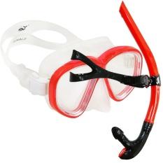 Diskon 2016 New Be Neice Menyelam Scuba Masker Snorkeling Snorkeling Jas Hitam