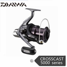 Toko 2017 New Daiwa Crosscast 4000 5000 Surf Casting Reel Fishingreel 5000 Intl Di Tiongkok