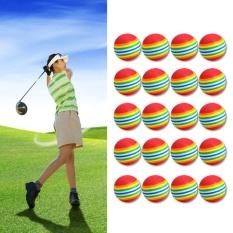 ... Super Q Pelangi Mainan Bola Anjing Kecil Kucing Peliharaan EVA Toys Bola Latihan Golf 35 Mm 42 Mm-InternasionalIDR180000. Rp 201.000