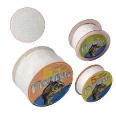 25/37mm Terbaru PVA Mesh Sempit Refill Spools Tas Pegangan Joran Umpan Carp Fishing-putih Ukuran 25mm * 5 M-Intl