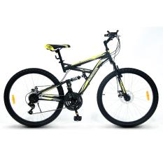 Diskon 26 Mtb Air Flex X3 M Black Yellow