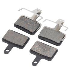 2 Pasang Gunung Sepeda Bersepeda Disc Brake Pads For Shimano M375 M445 M446 By Crystalawaking.