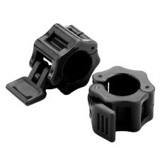 Review 2Pcs 25Mm Weight Lifting Locking Spring Collars Dumbbell Barbell Sports Intl Terbaru
