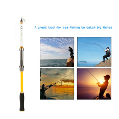 Review Toko 3 6 M Superhard Ultra Carbon Teleskopik Memancing Batang Tuangan Pancing Vigorous And Very Sensitif Internasional