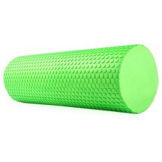 Toko 3 93 Inches Eva Yoga Pilates Fitness Exercise Massage Gym Busa Rol Hijau Online Di Tiongkok