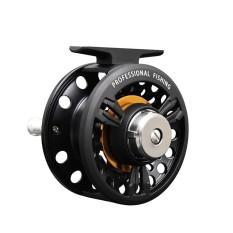 3 Ball Bearing Penuh Logam Ikan Terbang Gear Es Roda Pancing Kiri/Kanan Dipertukarkan-