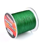 Review 300 M Memancing Baris Pe Empat Strand Braid Ikan Line Green 3 35Lb