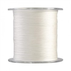 300m PE Braided 4 Strands Super Strong Fishing Lines Multi-filament Fish Rope Cord White (0.6) - intl