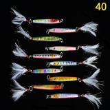 Harga 360Dsc 4 Buah Membawa Umpan Pancing Ikan Kecil Ikan Kepala Timah Menyelam Ikan Berjoget Umpan 5 7 Cm 10 9G Internasional Online