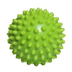 Beli 360Wish Yoga Ball Spiky Acupoint Trigger Point Stimulating Stress Relief Massage Ball Green Intl Pake Kartu Kredit