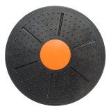Promo 37Cm Balance Board Exercise Fitness Training Workout Rehabilitation Wobble Board Murah
