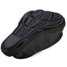 Harga 3D Bernapas Sepeda Pad Silicone Cushion Pelana Bersepeda Bike Soft Seat Cover Intl Oem Original