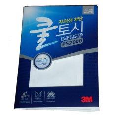 Harga 3 M Ps2000 Lengan Lengan Putih Yang Murah Dan Bagus