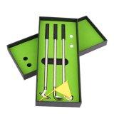 Toko 3 Pcs Golf Clubs Model Ballpoint Pens 2 Bola Golf Flag Putter Kit Set Hadiah Intl Terlengkap Tiongkok