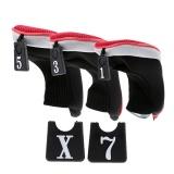 Spesifikasi 3 Pcs Lembut 1 3 5 Kayu Penutup Kepala Supir Golf Club Set Intl Lengkap