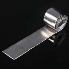 3 Pcs Gulung Lembut Lembar Timah Pemberat Pancing Klip Mengatasi 0.8mm Tape-Intl