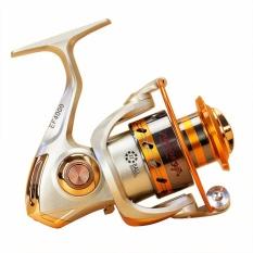 4000 Seri Aluminium Spul Superior Rasio 5.5: 1 12BB Carretilha Para Pesca Reel Baitcasting Spinning Reel Gratis Pengiriman-Intl
