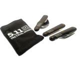 Harga 5 11 Tactical 3 In 1 Tools Set Sendok Pisau Garpu Survival Outdoor Baru Murah