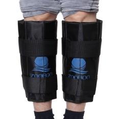 5-7 Kg Bisa Disesuaikan Ankle Leg Weight Gym Latihan Tertimbang Berjalan Latihan Zooboo-