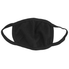 Toko 5 Buah Fashion Unisex Anti Debu Kapas Bersepeda Mulut Topeng Saring Alat Pernafasan Dekat Sini