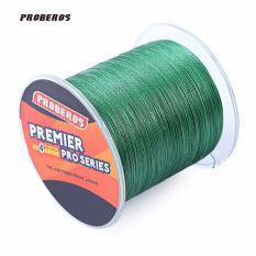 Harga 500M 50Lb Colorful 4 Strands Multifilament Pe Braid Fishing Line 5 Colors Light Green Intl Baru