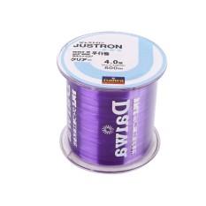 500M tali pancing murah super kuat tali pancing kulit monofilamen nilon cumi  10 PCS Lebih Murah Purple- internasional