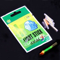 Jual 50 Pcs 3 25Mm Fluorescent Chemical Tongkat Cahaya Hijau Lightstick For Memancing Lengkap