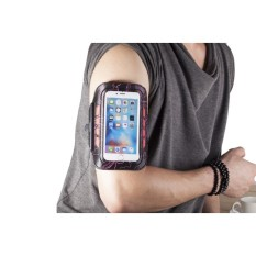 (5.5 ''Rose) Romix Rh19 Brazalete Pulsera Caja Ultrafina Respirable Recargable LED Banda De 5.5/4.7 Pulgadas Teléfono Funcionando Bolsa-Intl