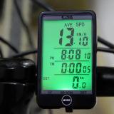576 Amp Tahan Air Lampu Led Lampu Sepeda Depan Belakang Otomatis Komputer Mode Sentuh Kabel Komputer Sepeda Bersepeda Speedometer With Lampu Latar Lcd Internasional Oem Diskon