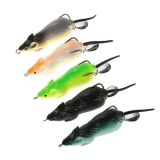 Toko 5 Pcs Mouse Fishing Lure Freshwater Mice Fishing Bait Set Top Air Umpan Kit Fishing Tackle Snakehead Bait Intl Lengkap