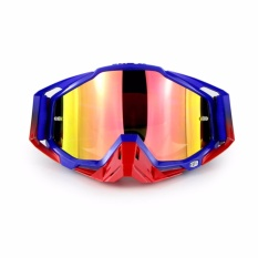 6 Warna 100% Brand Racecraft Motocross Kacamata Goggles ATV Motorcycle Goggles YH10-Intl