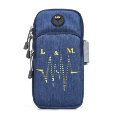 6.2 Inch Running Arm Bag Gym Fitness Cycling Arms Band Case - intl