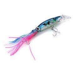 6pcs 14cm Fishing Lure Bionic Bait Artificial Hard Plastic Buzzbait 40g