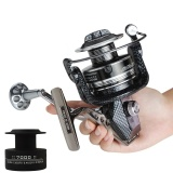 Dimana Beli 7000 Series 12 1 Ball Bearing 4 7 1 Seamless Metal Full Metal Spool Arms Fishing Reel Perikanan Laut Long Shot Garis Tipe Roda Double Cup Intl Oem