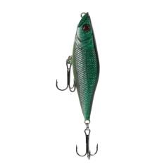 7.5 Cm Manusia Hidup Memancing Umpan Dual Hook Crankbait Mengatasi Berenang Umpan Wobbler (Multicolor)