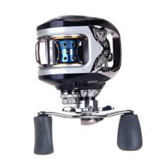 7BB 6.3: 1 Tangan Kanan Umpan Casting Fishing Reel 6 Ball Bearing + Clutch ONE-Way High Speed Blue-Intl
