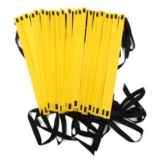 Harga 8 M 21 Rung Agility Untuk Speed Soccer Kaki Kebugaran Pelatihan Kuning Intl Oem Online