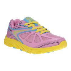 Spesifikasi 910 Nineten Auriga Sepatu Lari Wanita Pink Light Blue Kuning 910