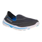 Toko 910 Nineten Kawai 1 5 Sepatu Lari Abu Biru Muda Putih Termurah