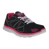 Review Pada 910 Nineten Kaza Sepatu Lari Wanita Hitam Fuschia Putih